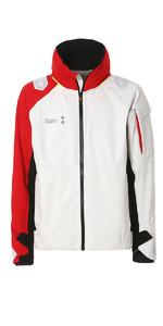 2019 Slam WIN-D Racing Jacket White / Slam Red S170014T00