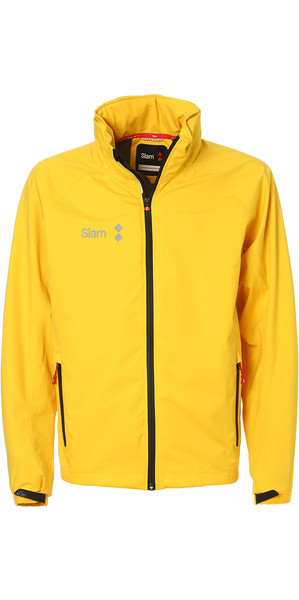 2018 Slam WIN-D Sailing Jacket Yellow S170019T00
