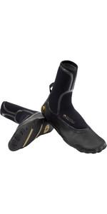 2021 Solite Custom 2.0 3mm Wetsuit Boots 21004 - Black / Gum