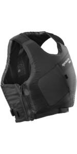 2020 Spinlock Wing Side Zip 50N Buoyancy Aid DWBASB - Black