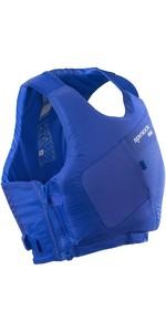 2021 Spinlock Junior Wing Side Zip 50N Buoyancy Aid DWBASCB - Blue