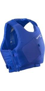 2021 Spinlock Wing Side Zip 50N Buoyancy Aid DWBASB - Cobalt Blue