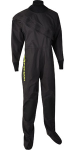 2019 Typhoon Junior Ezeedon 4 Front Zip Drysuit 100173 - Black