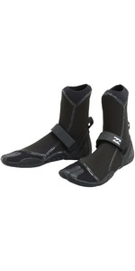 2020 Billabong Furnace 3mm Hidden Split Toe Boots U4BT10 - Black