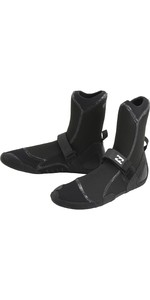 2020 Billabong Furnace 5mm Round Toe Boots U4BT14 - Black