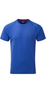 2019 Gill Mens UV Tec Tee Blue UV010