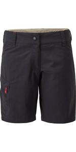 2021 Gill Womens UV Tec Shorts Graphite UV012W