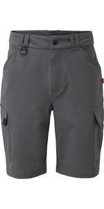 2019 Gill Mens UV Tec Pro Shorts Ash UV013