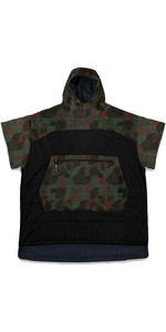 2021 Voited Outdoor Poncho 2.0 VP20PU - Black / MCM