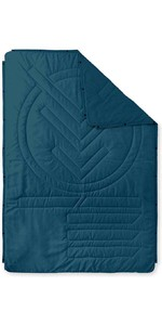 2021 Voited Recycled Ripstop Outdoor Camping Pillow Blanket V20UN01BLPBC - Legion Blue