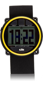 2020 Gill Regatta Race Timer Watch Yellow / Black buttons W014