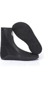 2019 Rip Curl Rubber Soul Plus 5mm Split-Toe Boots Black WBO7NF
