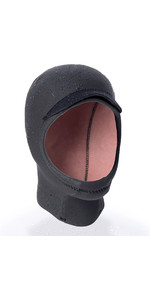 2019 Rip Curl Flashbomb Heatseeker 4mm Neoprene Hood Black WHO8BF