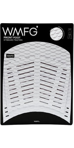 2019 WMFG Front Foot Traction Pad White 170010