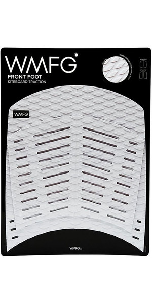 2018 WMFG Front Foot Traction Pad White 170010