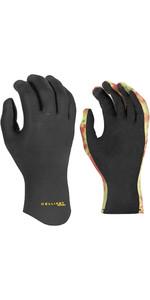 2020 Xcel Comp X 2mm 5 Finger Neoprene Gloves ANC29380 - Black