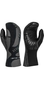 2020 Xcel Infiniti 5mm Neoprene Mitten AN557380 - Black