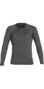 2020 Xcel Mens Insulate-X Long Sleeve Vest MPE40618 - Graphite