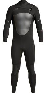 2020 Xcel Mens Axis X 5/4mm Chest Zip Wetsuit MT54Z2S9 - Black