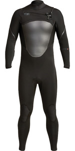 2020 Xcel Mens Axis X 3/2mm Chest Zip Wetsuit MT32Z2S9 - Black