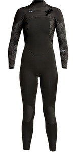 2020 Xcel Womens Comp 3/2mm Chest Zip Wetsuit WN32ZXC9 - Black