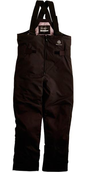 Henri Lloyd Elite Therm Mid Layer Salopettes in Black Y10144