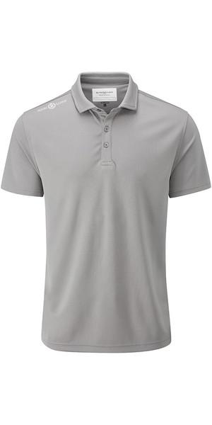 2018 Henri Lloyd Cool Dri Polo Shirt Titanium YI000005