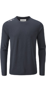 Henri Lloyd Cool Dri Long Sleeve T-Shirt Slate Blue YI200003