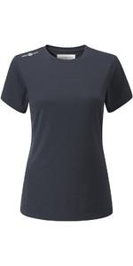 Henri Lloyd Womens Cool Dri T-Shirt Slate Blue YI200004