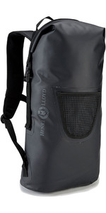 Henri Lloyd 25L Dri Pac Rucksack Bag Black YL800011