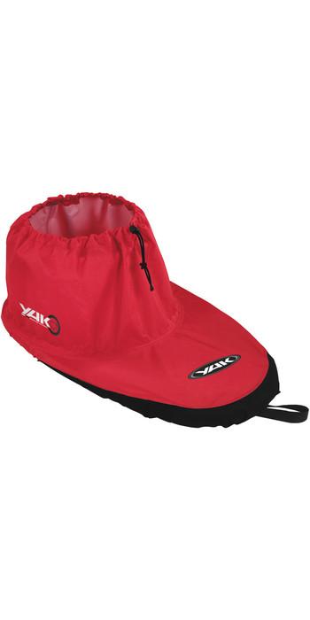 2020 Yak Kayak Kyu Fabric Deck Red 6164