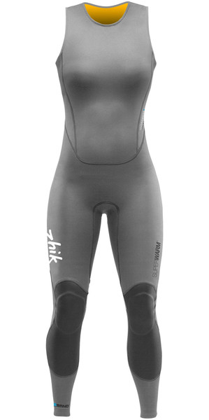 2018 ZHIK WOMENS SUPERWARM SKIFF 3MM LONG JANE WETSUIT SKIFF1100W