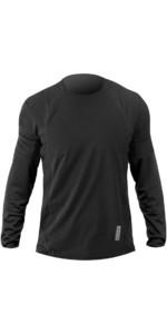 2019 Zhik Avlare LT Long Sleeve Top BLACK ATE0095