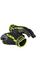 2020 Zhik G2 Full Finger Sailing Gloves Black 0025