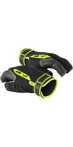2019 Zhik G2 Half Finger Sailing Gloves Black 0020