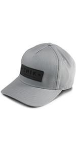 2021 Zhik Heritage Snapback Cap HAT-0135 - Grey