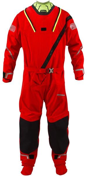 2018 Zhik Isotak X Ocean Drysuit Flame Red DST0920