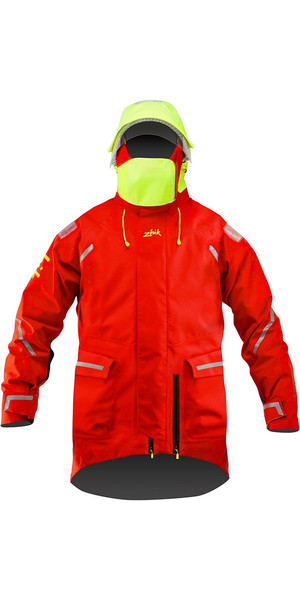 2019 Zhik Isotak X Ocean Jacket Flame Red 0920FRD