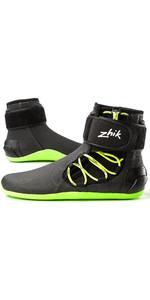 2021 Zhik Lightweight High Cut Boots Black DBT0470