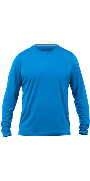 2018 Zhik Long Sleeve ZhikDry LT Top Cyan TOP73