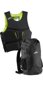2019 Zhik Low Profile 50N P2 Buoyancy Aid & Waterproof Dry Backpack Package Deal