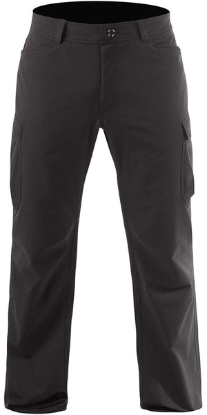 2019 Zhik Mens Harbour Trousers Black PNT0270