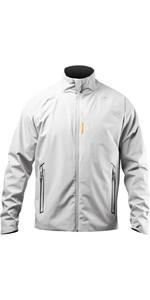 2021 Zhik Mens INS100 Inshore Sailing Jacket JKT0110 - Platinum