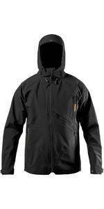 2021 Zhik Mens INS200 Coastal Sailing Jacket JKT0210 - Black