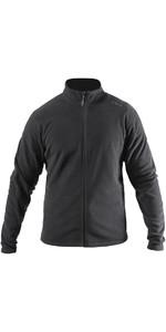2021 Zhik Mens Polartec Zip Fleece JKT-0032 - Black