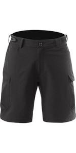 2020 Zhik Mens Technical Deck Shorts Black SRT0370