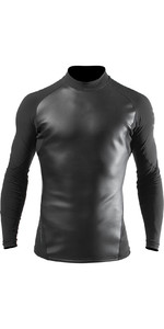 2021 Zhik Mens ZSkin Wetsuit Top DTP-0710 - Black
