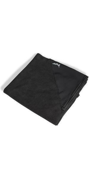 2019 Zhik Quick-Dry Towel Black TWL0010