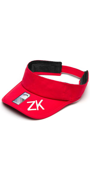 2018 Zhik Sailing Visor Red VISOR200
