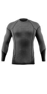 2020 Zhik Superthermal Hydrobase Long Sleeve Top Grey TOP25